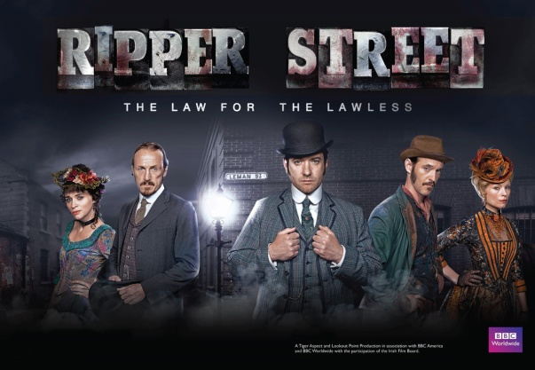 Ripper Street, Parade's End, Mr. Selfridge and more