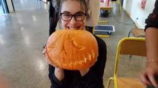 bébé pumpkin