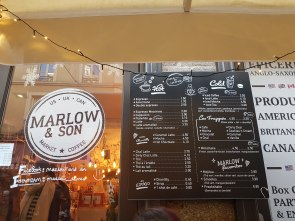 Marlow & son