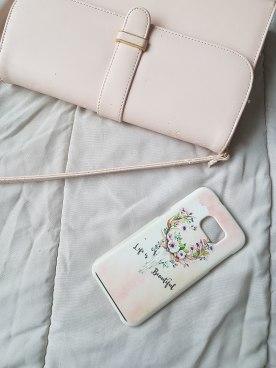 coque pink